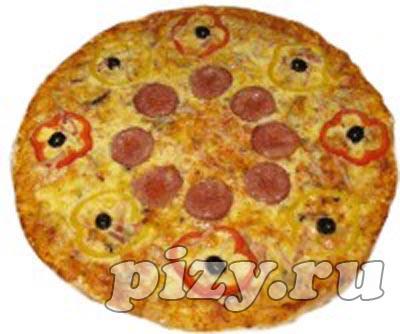 """Пицца """"Римские каникулы"""""""