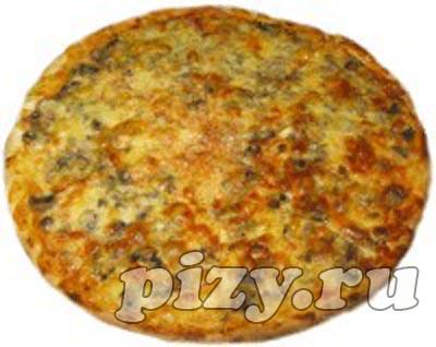 "Пицца ""С грибами"""