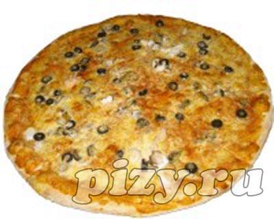 """Пицца """"С морепродуктами"""""""