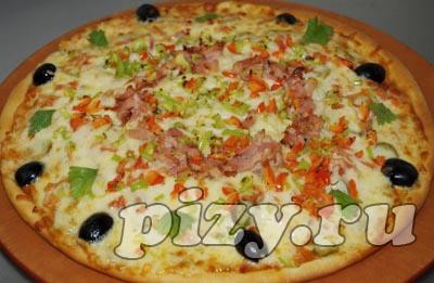 """Пицца """"Деликатесная"""" (Джеронимо)"""