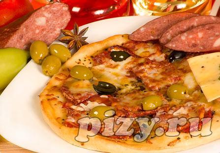 """Пицца """"Вентричина"""""""