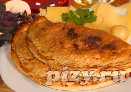 """Пицца """"Кальцоне - Палермо (закрытая пицца)"""""""