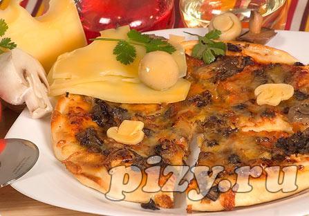 """Пицца """"Лесная сказка"""""""