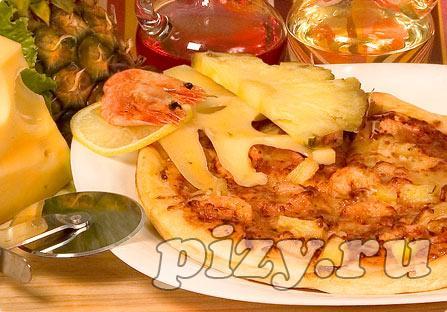 "Пицца ""Сан-Даниэле"""