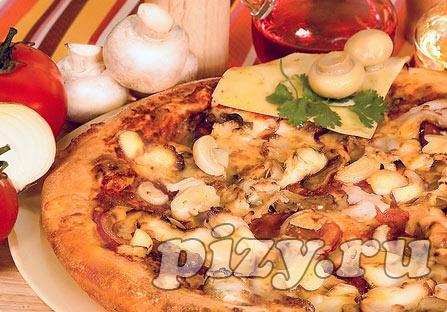 "Пицца ""Аль Тоно"""