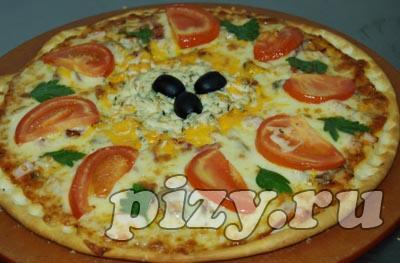 """Пицца """"Джеронимо"""""""