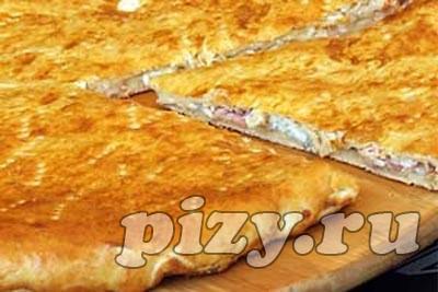 """""""Дольче (закрытая пицца)"""""""