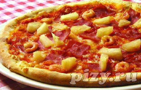 """Пицца """"Esotica"""""""