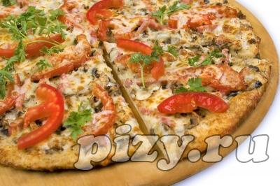 """Пицца """"Европейская"""""""