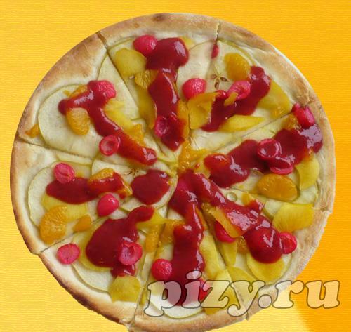 """Пицца """"Фруктовая"""""""