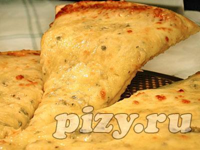 """Пицца """"4 сыра"""" от """"Империя Пиццы"""""""