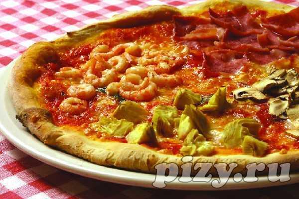 "Пицца ""Quattro Stagioni"""