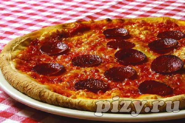 "Пицца ""Salami Piccante"""