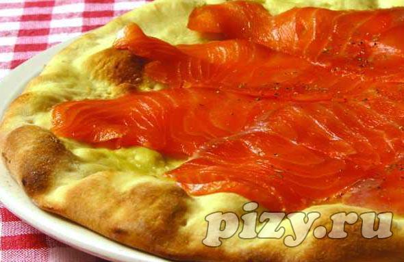 "Пицца ""Salmone"""