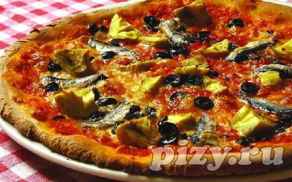 "Пицца ""Siciliana"""