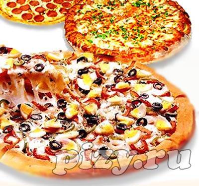 """Пицца от Компании """"Наша Пицца"""""""