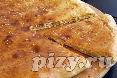 """""""Тоскана (закрытая пицца)"""""""