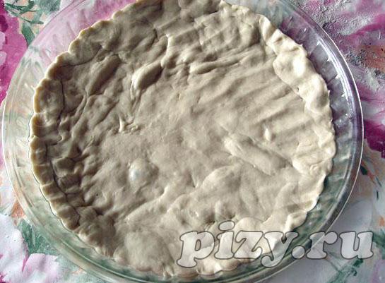 Рецепт теста для итальянской пиццы