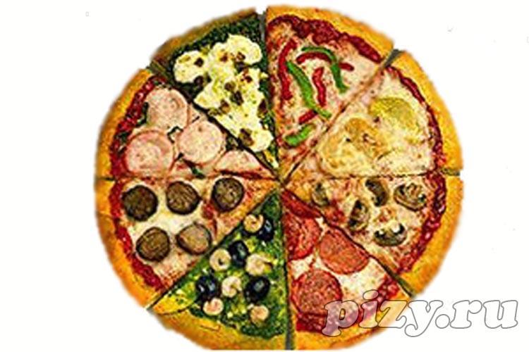 """Пицца """"DANIEL'S"""" от """"PIZZA DANIEL'S"""", Москва"""