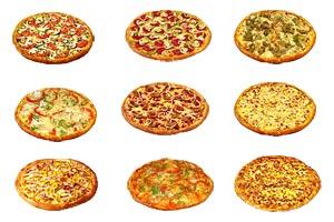 Доставка пиццы Голден Пицца