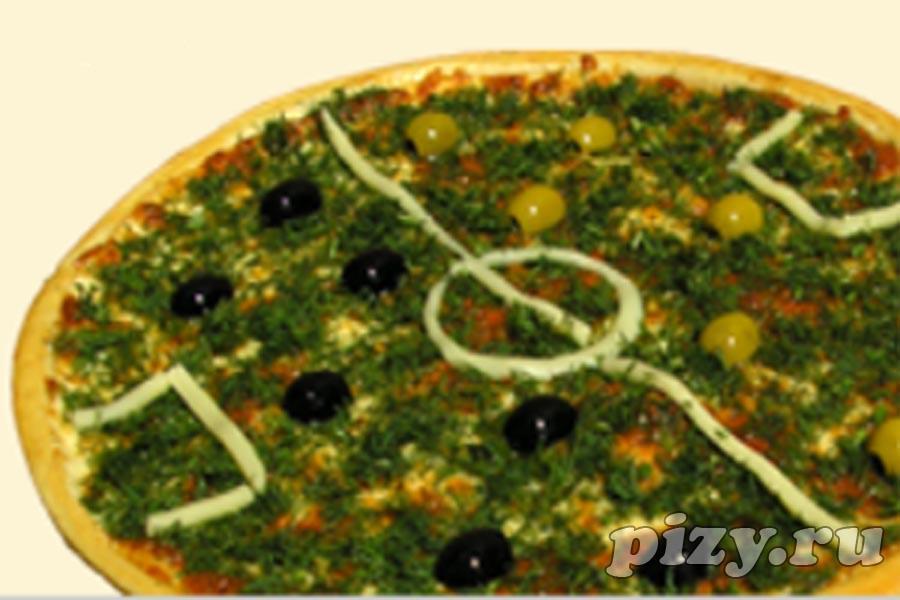 """Пицца """"Тахо-Футбольная"""" от """"TaxoPizza"""", Москва"""