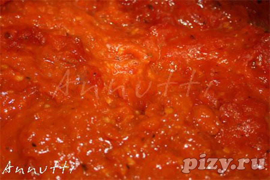 соус пицца