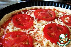 Готовим пиццу дома