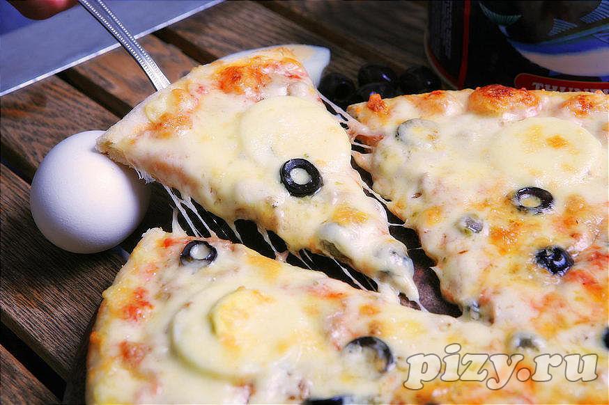 Пицца С тунцом от Веста Пицца, Челябинск