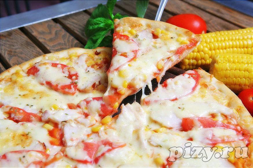 Пицца Чикен от Веста Пицца, Челябинск
