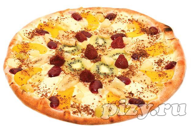"""Пицца """"Фруктовая"""" от """"Ital-pizza"""", Москва"""
