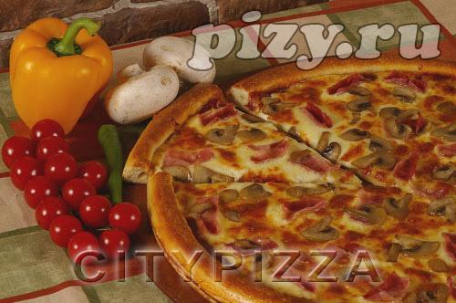 """Пицца """"Калифорния"""" от """"CITY pizza"""", Москва"""
