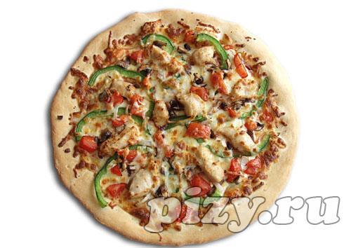 Пицца куриная заказать