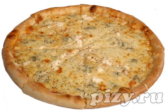 """Пицца """"Лапиката"""" от """"Ital-pizza"""", Москва"""