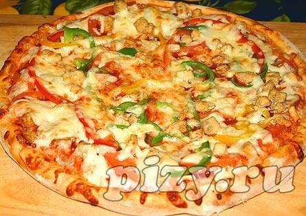 "Пицца ""Чикен"" от ""Dominium"""