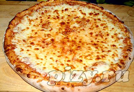 "Пицца ""Кватро формаджио"""