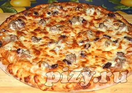 """Пицца """"Мексикана"""" от """"Dominium"""""""