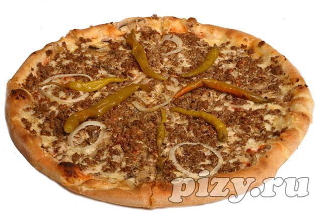 """Пицца """"Мексиканская"""" от """"Ital-pizza"""", Москва"""