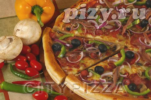 "Пицца ""Нью-Йорк"" от ""CITY pizza"", Москва"