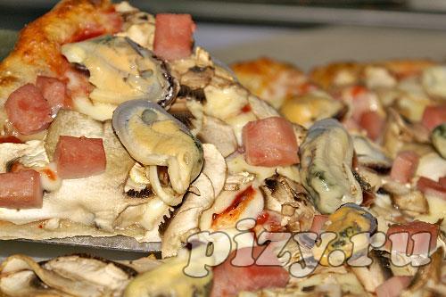"""Пицца """"Кватро стаджиони"""" от """"Ах! Пицца"""""""