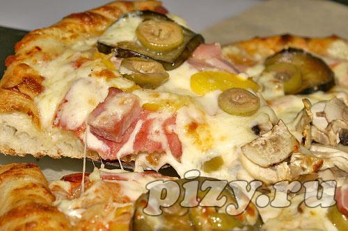 """Пицца """"Корсикано"""" от """"Ах! Пицца"""""""