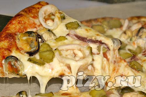 """Пицца """"Средиземноморская"""" от """"Ах! Пицца"""""""