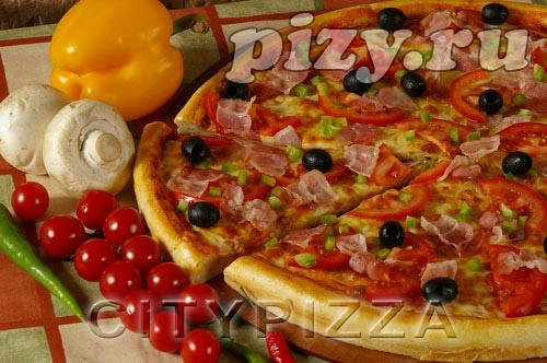 """Пицца """"Род Айленд"""" от """"CITY pizza"""", Москва"""