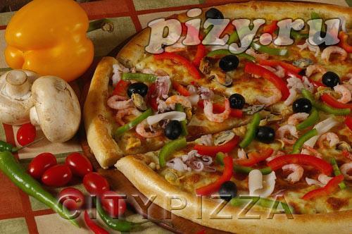 """Пицца """"Си Фуд"""" от """"CITY pizza"""", Москва"""