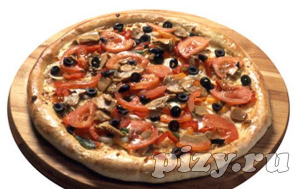Пицца Вегетарианская Донателло
