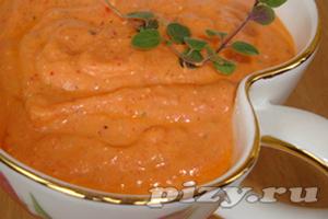 Рецепт сливочно-томатного соуса для пиццы