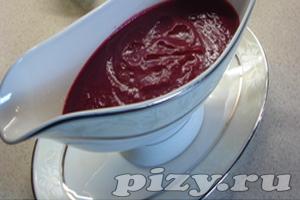 Рецепт соуса из свеклы для пиццы