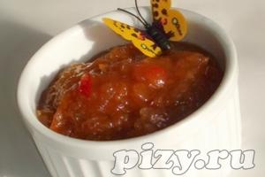 Рецепт имбирно-абрикосового соуса для пиццы