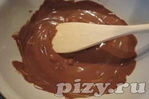 Рецепт молочно-шоколадного соуса для пиццы