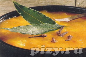 Рецепт абрикосового соуса для пиццы