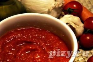 Рецепт томатного соуса с лавровым листом